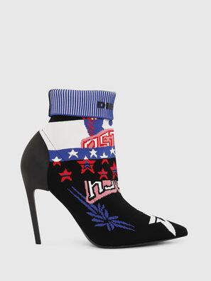 D-SLANTY HAB,  - Ankle Boots