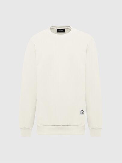 Diesel - S-GIRK-MOHI, White - Sweaters - Image 1
