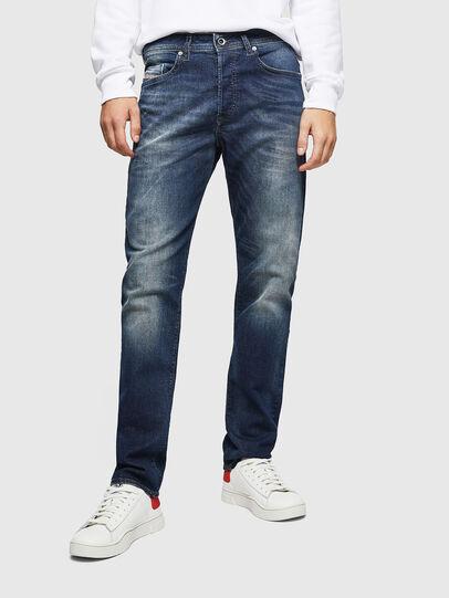 Diesel - Buster 0853R, Dark Blue - Jeans - Image 1