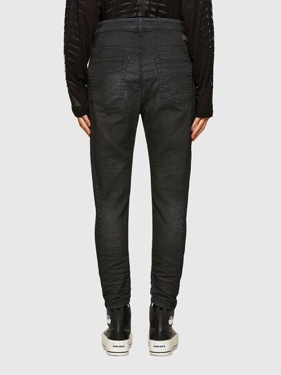 Diesel - Fayza JoggJeans 069QL, Black/Dark grey - Jeans - Image 2