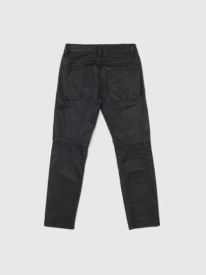 Diesel - D-PHORMER-J, Black/Dark grey - Jeans - Image 2