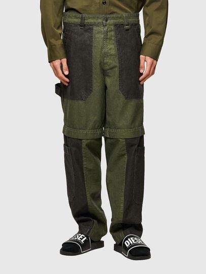 Diesel - D-Multy 0IDAQ, Green - Jeans - Image 1