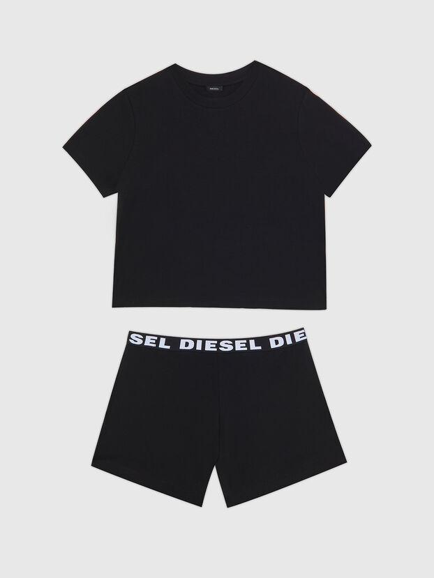 UFSET-PIJIMMY, Black - Pajamas