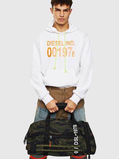 Diesel - M-CAGE DUFFLE M,  - Travel Bags - Image 8