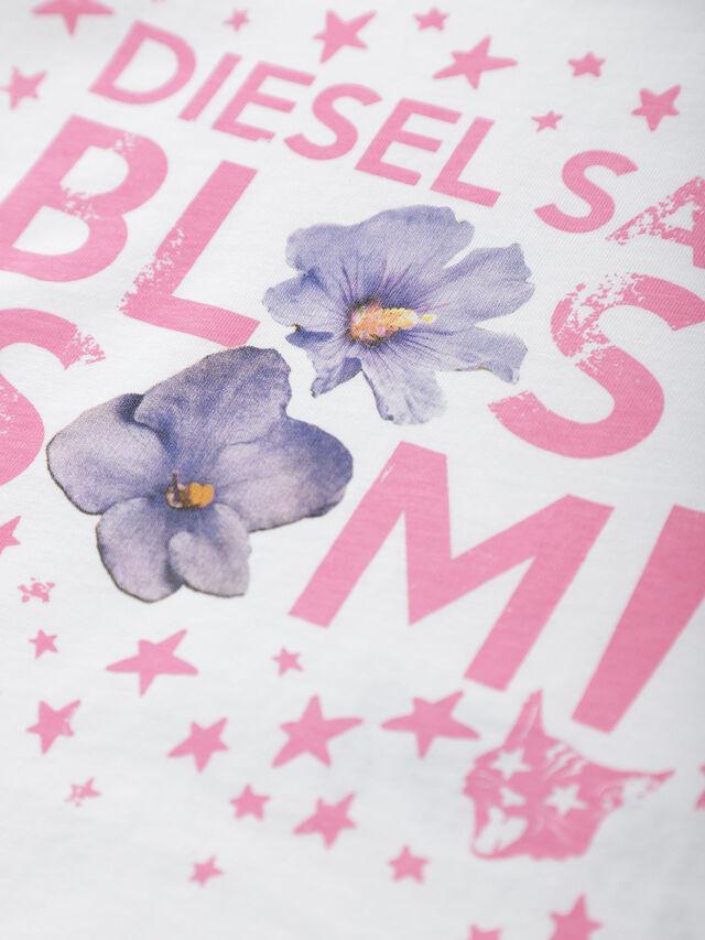 TOBIB-R, White/Pink