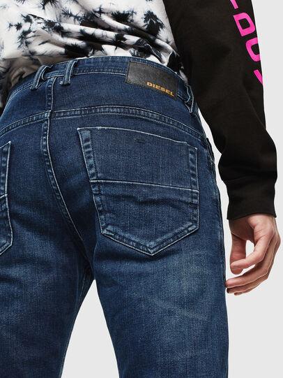 Diesel - Thommer 0095T, Dark Blue - Jeans - Image 4