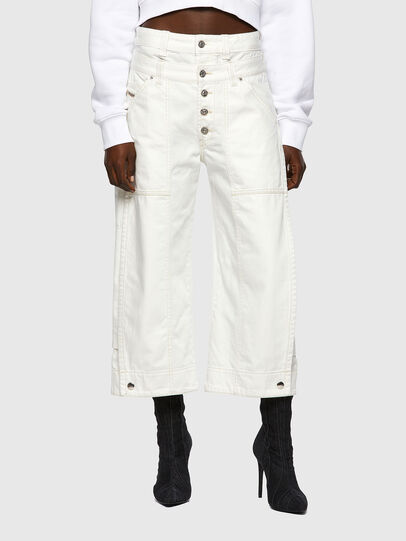 Diesel - D-Laly 0HDAI, White - Jeans - Image 1