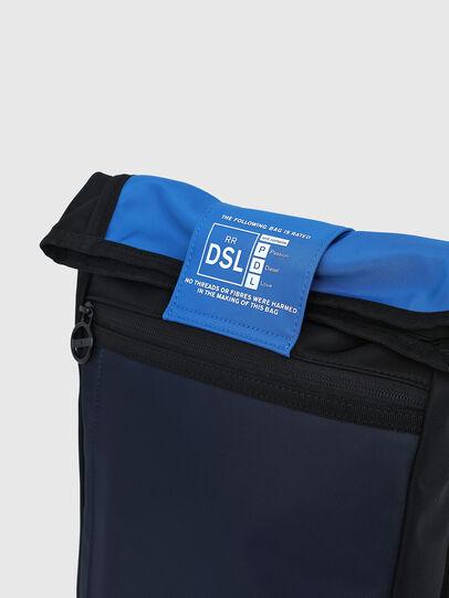 Diesel - STHEN, Blue - Backpacks - Image 5