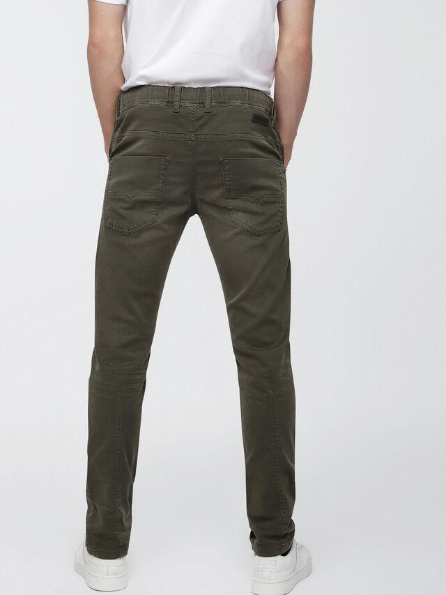 Krooley JoggJeans 0670M, Military Green