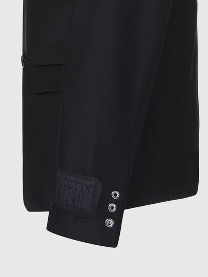 Diesel - J-MORAT, Black - Jackets - Image 4