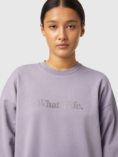 Diesel - S-MART-B4, Blue/Violet - Sweaters - Image 6