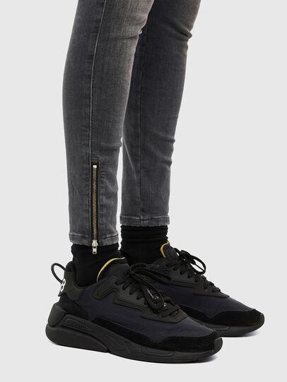 Diesel - Slandy Low 069MY, Black/Dark grey - Jeans - Image 5