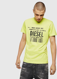T-DIEGO-B6, Yellow Fluo