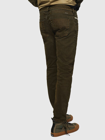 Diesel - D-Bazer 0091T, Military Green - Jeans - Image 2