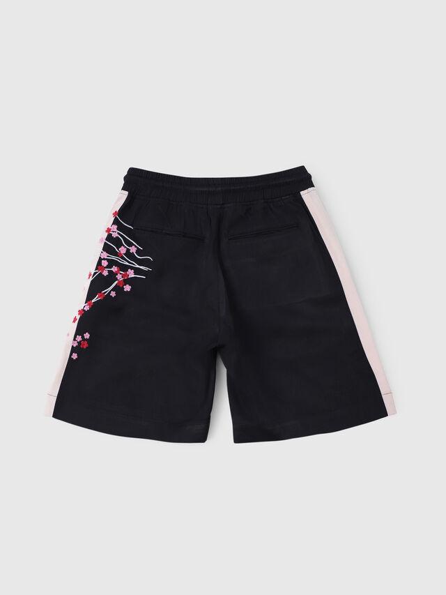 Diesel - PSLARRY, Black - Shorts - Image 2