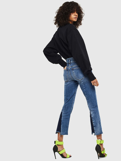 Diesel - D-Ebbey 009AA, Medium blue - Jeans - Image 8