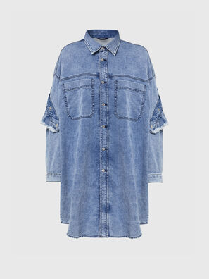 D-BABOL JOGGJEANS, Blue Jeans - Dresses