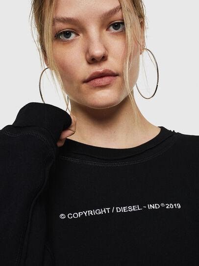 Diesel - F-LYANY-F, Black - Sweaters - Image 5