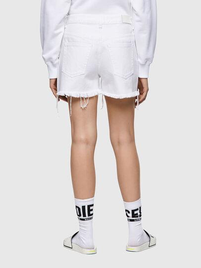 Diesel - DE-REG-R, White - Shorts - Image 2