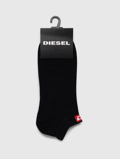 Diesel - SKM-GOST,  - Low-cut socks - Image 2