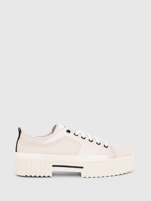 S-MERLEY LOW, Bright White - Sneakers