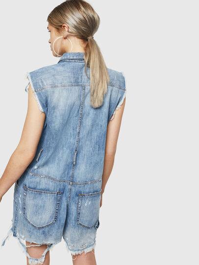 Diesel - DE-BETTE, Blue Jeans - Jumpsuits - Image 2