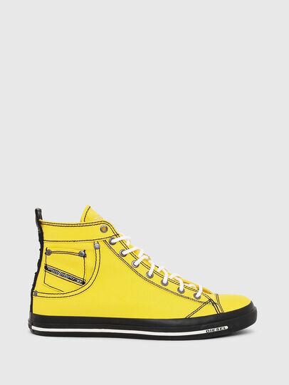 Diesel - EXPOSURE I, Yellow - Sneakers - Image 1