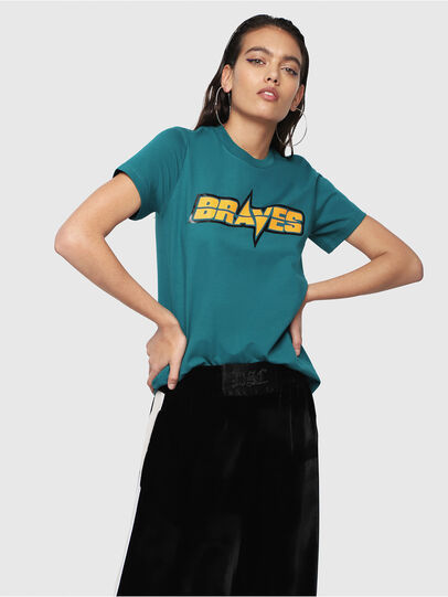 Diesel - T-SILY-WG,  - T-Shirts - Image 1