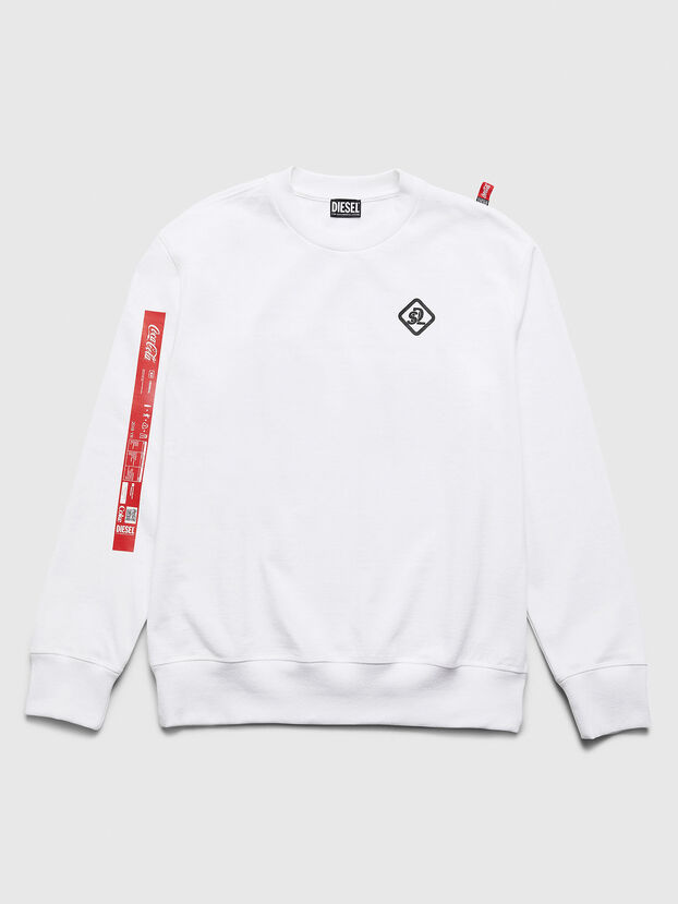 CC-S-BAY-COLA, White - Sweaters