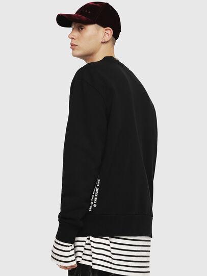 Diesel - S-BAY-YC,  - Sweaters - Image 3