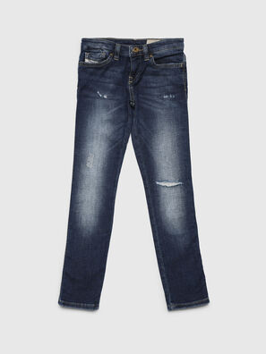 SKINZEE-LOW-J JOGGJEANS-N, Medium blue - Jeans