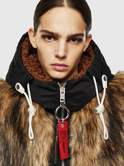 Diesel - L-ALYANA,  - Leather jackets - Image 3