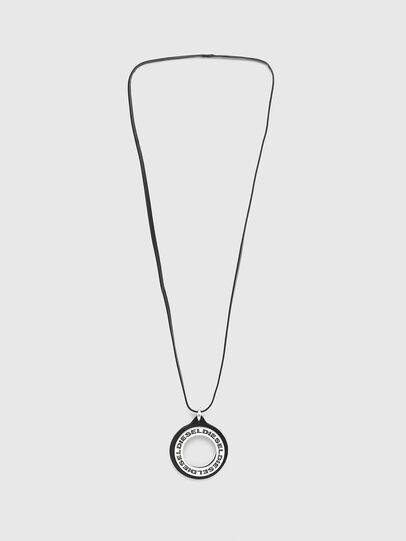 Diesel - N-JAP, Black - Bijoux and Gadgets - Image 1