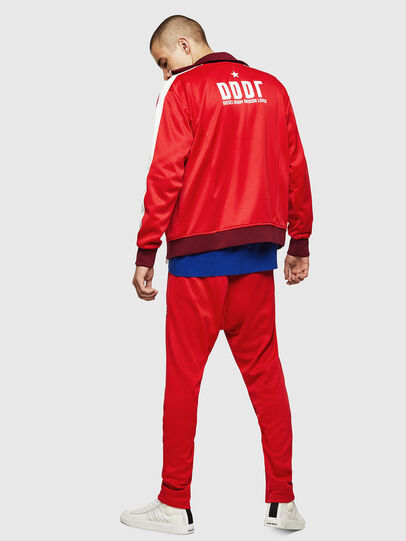 Diesel - S-ELMAR, Fire Red - Sweaters - Image 2