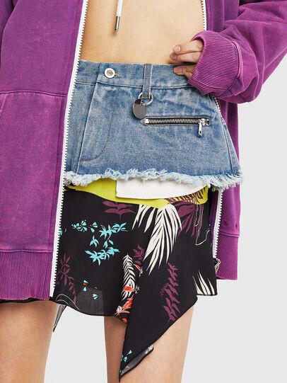 Diesel - O-BRIELLA,  - Skirts - Image 4