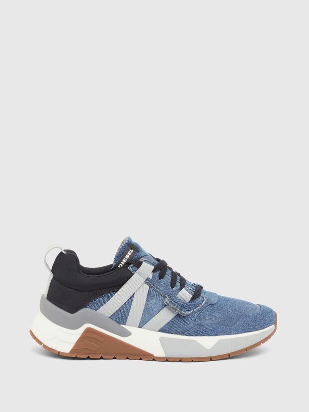 S-BRENTHA WL, Blue Jeans - Sneakers