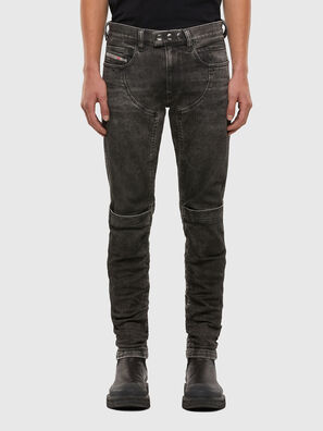 D-Dean 009LI, Black/Dark grey - Jeans