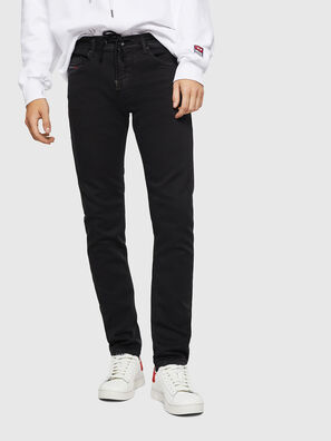 Thommer JoggJeans 0687Z, Black/Dark grey - Jeans