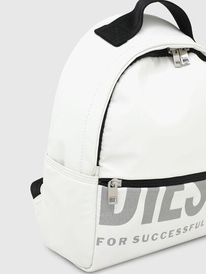 Diesel - F-BOLD BACK FL II, White - Backpacks - Image 5
