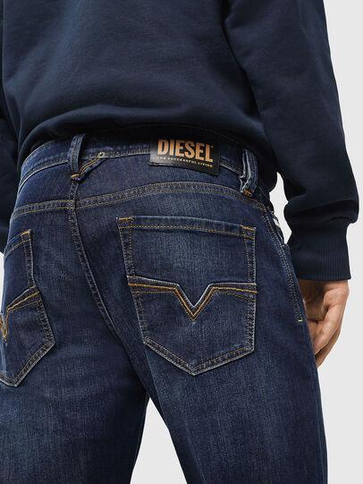 Diesel - Larkee 082AY, Dark Blue - Jeans - Image 4