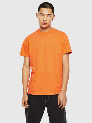 T-THURE, Orange - T-Shirts