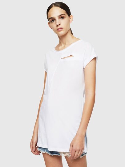 Diesel - T-DIMMY-A, White - Tops - Image 1