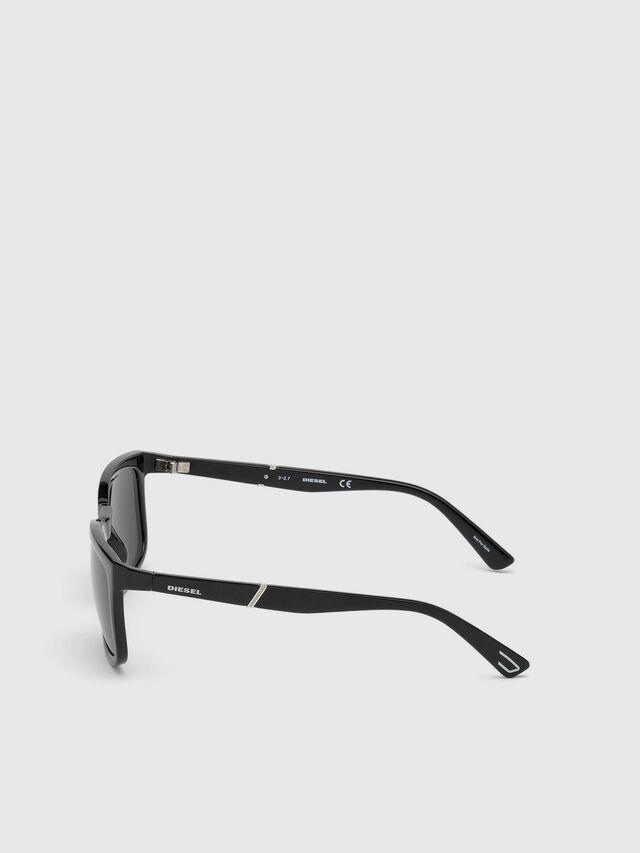 Diesel DL0262, Black - Eyewear - Image 3