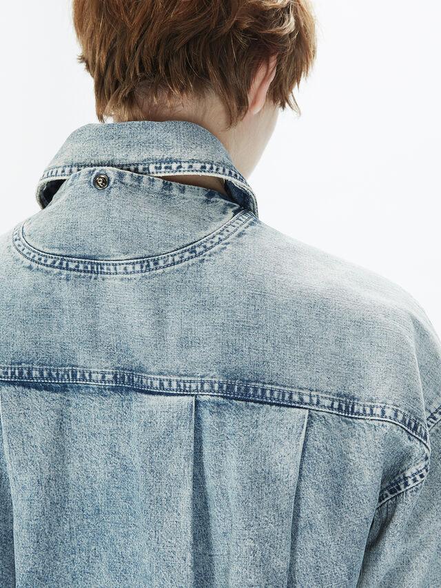 Diesel - SOTS01, Grey Jeans - Shirts - Image 7