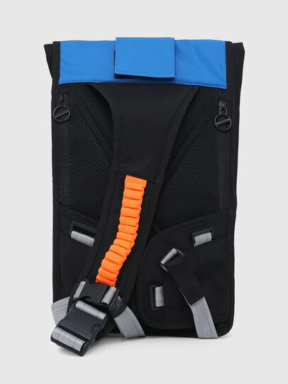 Diesel - STHEN, Blue - Backpacks - Image 2