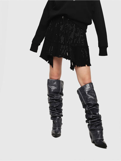 Diesel - O-CRYS,  - Skirts - Image 1