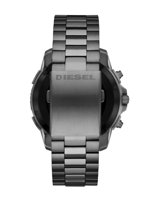 Diesel - DT2004, Metal Grey - Smartwatches - Image 3