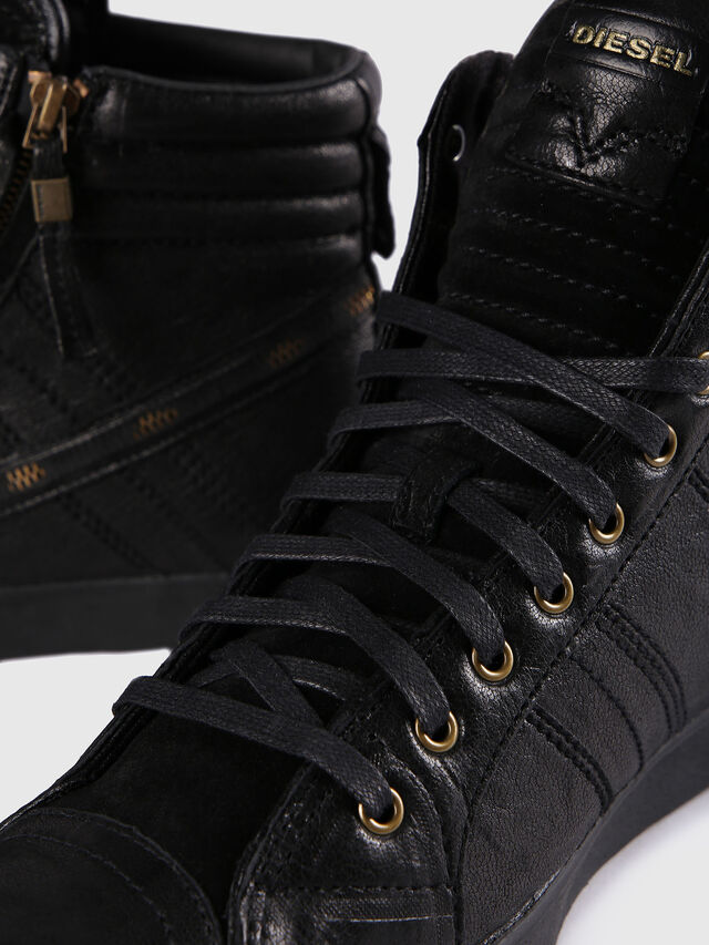 Diesel - D-STRING PLUS, Black - Sneakers - Image 6
