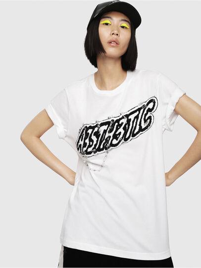 Diesel - T-DARIA-G,  - T-Shirts - Image 1