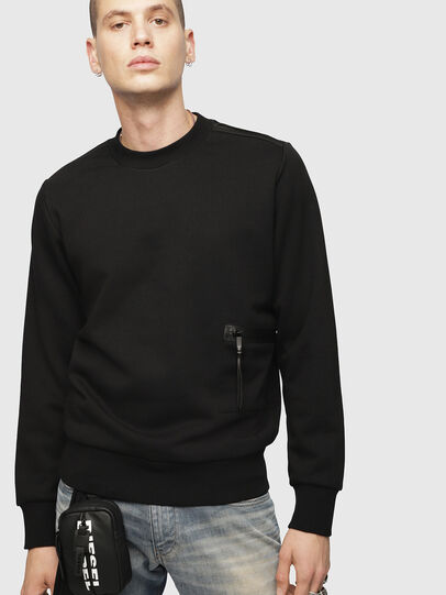 Diesel - S-CROMEXX,  - T-Shirts - Image 1